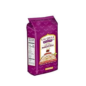 Lal Qilla Majestic Extra Long Grain Basmati Rice – 1KG