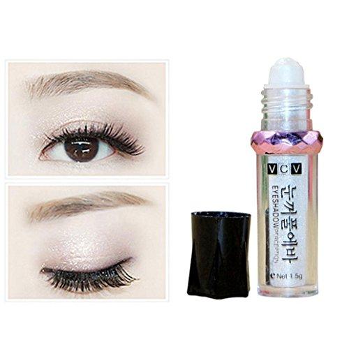 Hunputa Loose Pearl Glitter Eyeshadow Powder - Shimmer Mineral Eye Shadow Dust Powder Makeup Party Cosmetic (A)