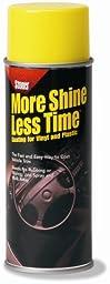Stoner Car Care More Shine Less Time Protectant - 9 oz, 91053