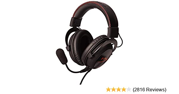 HyperX Cloud Gaming Headset for PC, Xbox One¹, PS4, PS4 PRO, Xbox on