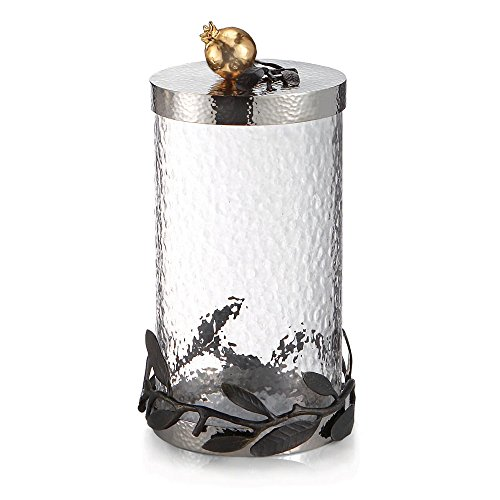 Michael Aram Pomegranate Canister Large by Michael Aram