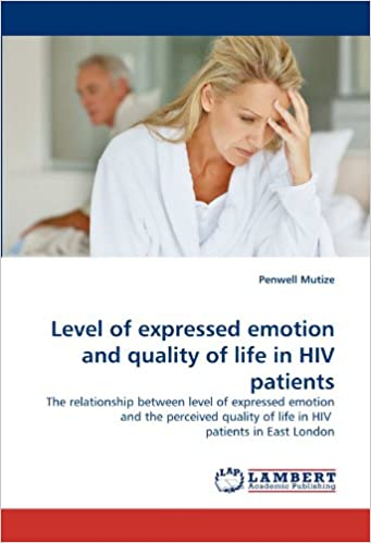 Level of expressed emotion and quality of life in HIV patients: The relationship between level of expressed emotion and the perceived quality of life in HIV patients in East London