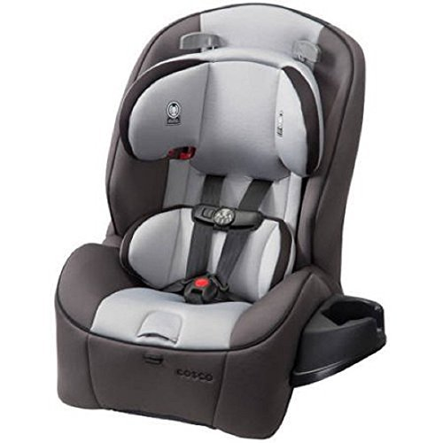 Image of the Cosco Easy Elite 3-in-1 Convertible Car Seat,Keep Your Child Safer During the Ride (Starlight)