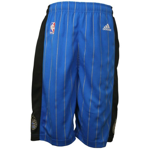 NBA Orlando Magic Youth Boys 8-20 Replica Road Shorts, Large (14/16), Blue