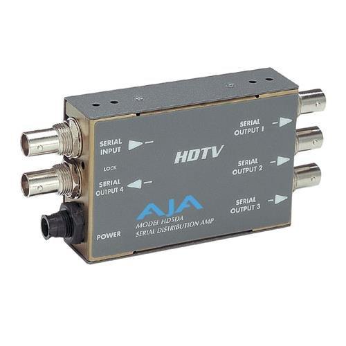AJA HD5DA HDTV Serial Digital Distribution Amplifier (Sdi Amplifier)