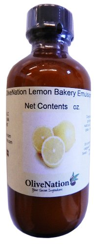 OliveNation Lemon Emulsion, 4 Ounce -