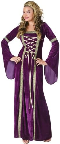 Fun World Costumes Funworld Deluxe Renaissance Lady