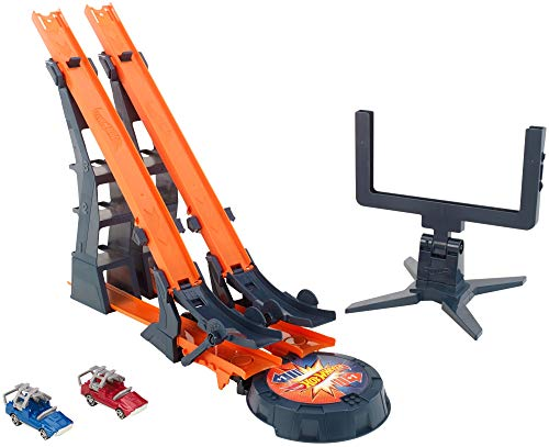 Hot Wheels Hot Wheels Versus Track Set [Amazon Exclusive]