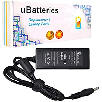 UBatteries Compatible 19V 30W AC Adapter Replacement Charger for Toshiba Mini Notebook NB200 NB205 NB250 NB255 NB300 NB305 NB500 NB505 NB508 NB525 ...