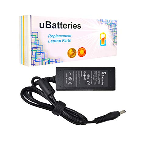 UBatteries Compatible 19V 30W AC Adapter Replacement Charger for Toshiba Mini Notebook NB200 NB205 NB250 NB255 NB300 NB305 NB500 NB505 NB508 NB525 NB555 NB555D Series (Toshiba Nb205)