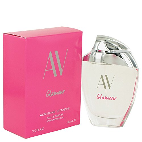 Adrienne Vittadini Av Glamour Eau de Parfum Spray for Women, 3 Ounce
