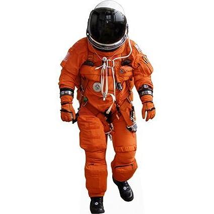 h69004 ases de la NASA astronauta traje espacial cartón ...