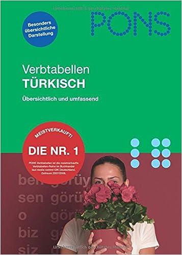 Pons verbtabellen trkisch unknown 9783125614604 amazon books fandeluxe Image collections