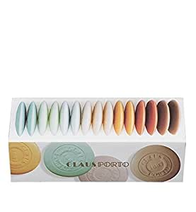 Claus Porto Assorted Guest Soap Pastille Gift Box-White