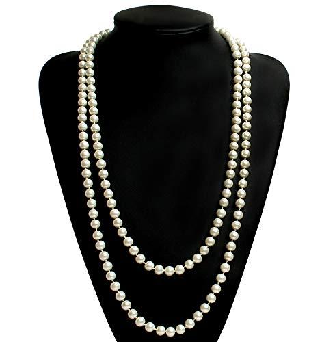 Buy faux pearl m