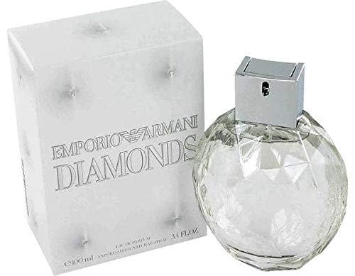Empório Armáni Diamonds by Giórgió Armáni Eau De Parfum EDP Spray for Women 3.4 fl oz / 100 ml