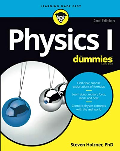Physics I For Dummies, 2nd Edition (For Dummies (Lifestyle))