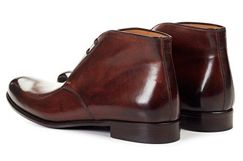 Paul Evans Newman Chukka Boot - Sjokolade Sjokolade
