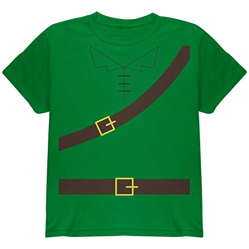 Hallo (Robin Hood Costume Childrens)