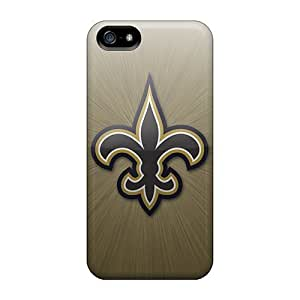 Rosesea Custom Personalized Hsa31383XxcE Cases Covers Protector For Iphone 5 5s New Orleans Saints Cases