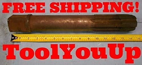 2 X 8 THDS 6 Flute TAP 14 Long KETOS Steel Tool DIE Machinist Toolmaker
