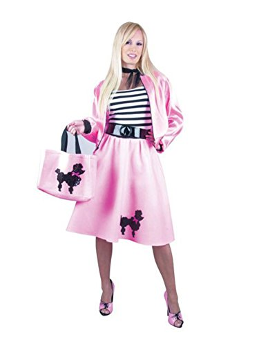 [Poodle Dress Plus Size Costume] (Poodle Skirt Costume Plus Size)
