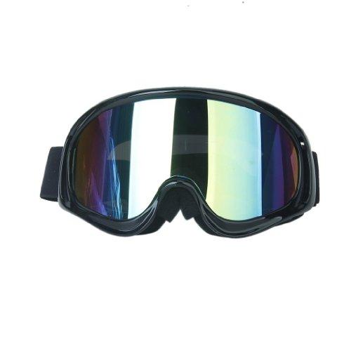 Motocross Mtb ATV / Dirtbike Dirtbike Off Road Racing Schutzbrille Schutzbrille (Schwarz)