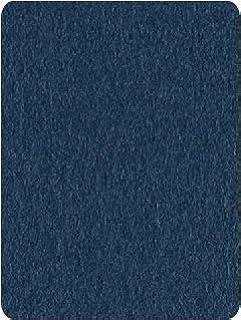 Championship Invitational 8' Oversized Academy Blue Pool Table Felt by Championship