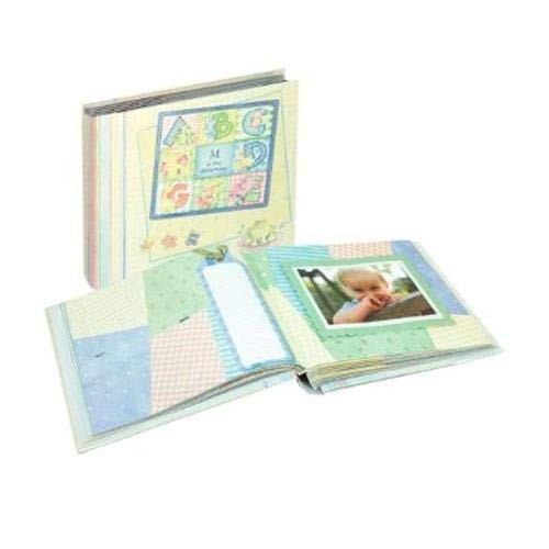 (CR. Gibson Tapestry STP20-3037 Embellished Memory Albums, Zoophabet)