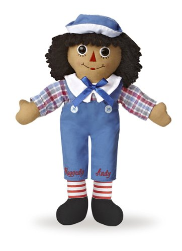Aurora World 15442 Raggedy Andy Classic Plush Doll ()