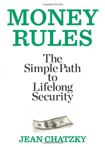 Money Rules Simple Lifelong Security