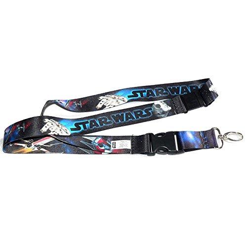 star wars space scene lanyard - 2