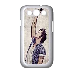 Custom Colorful Case for Samsung Galaxy S3 I9300, Harry Styles Cover Case - HL-543079 hjbrhga1544