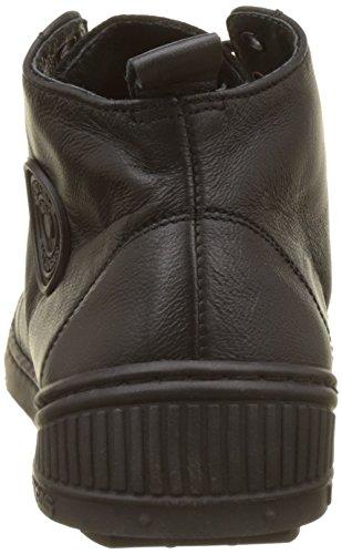 Pataugas Femmes Bascule / N Haut Chaussure Noir (noir)