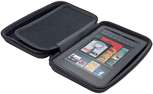 ChargerCity Extra Large Hard Shell Carry Case For TomTom 4 3, 5 & 6'' GPS  GO 50 51 52 60 61 65 500 520 600 620 Via 1505 1535 1625 1635 XXL 4FC54  4FC64