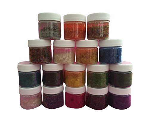 Edible Glitter Pick Up your COLOR 1/4 oz cakes cupcakes cookies By Oh Sweet Art RAINBOW WE HAVE MORE COLORS IN OUR AMAZON STORE