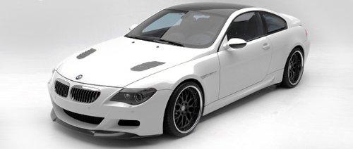 Vorsteiner (7653 BMV VRS Front Carbon Fiber Add-On Spoiler