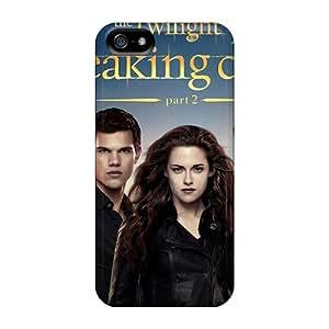 Wadward Iphone 5/5s Hybrid Tpu Case Cover Silicon Bumper The Twilight Saga Breaking Dawn Part 2