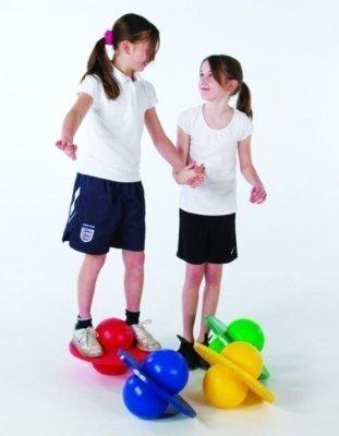 OSG Fun B00MY57B4W Children 's Aerobic Fun Outdootアクティビティフィットネス機器Jumping Balls – セット Balls B00MY57B4W, 『4年保証』:ad229378 --- sharoshka.org