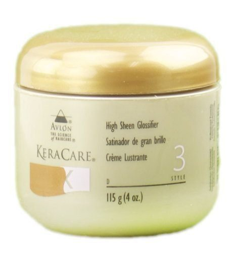Best of Keracare High Sheen Glossifier Size 4 Oz / 115 G