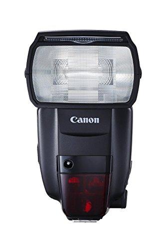 Canon 600EX II-RT Speedlite Flash (Black) International Version (No Warranty)