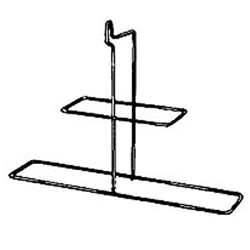 JIM BUOY 921 Stainless Steel Rack fits 920 & 1020 Horsehoe Buoy ()