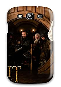Premium Galaxy S3 Case - Protective Skin - High Quality For The Hobbit Movie People Movie