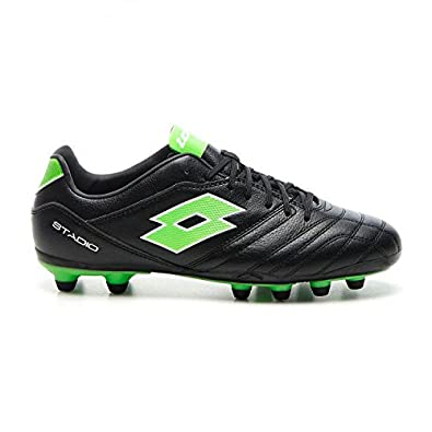 superior materials strong packing modern design Lotto Men's Stadio 300 II FG Soccer Cleats
