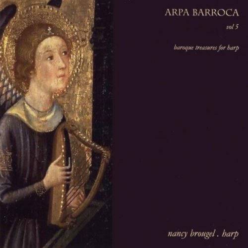 Arpa Barroca Vol. 5 / Baroque Harp Vol. 5