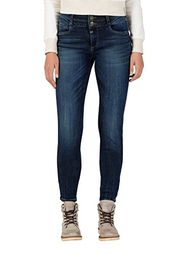 Enyatz Jeans Indigo Wash Timezone Womenshape classic Slim 3186 Donna Blau wSqt7q