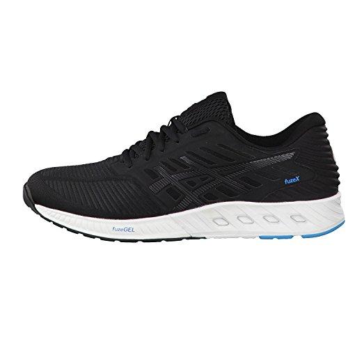 asics FuzeX - Zapatillas para correr - negro Talla EU 48 (US 13) 2017