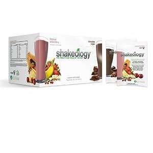 Amazon.com: shakeology paquetes Combo: 12 Chocolate y 12 ...
