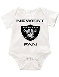 VRW Newest Raider fan baby unisex Onesie Romper Bodysuit