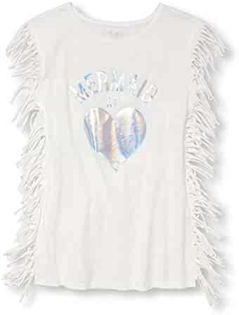 The Children's Place Girls' Fringe Coverup